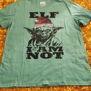 Yoda Christmas shirt